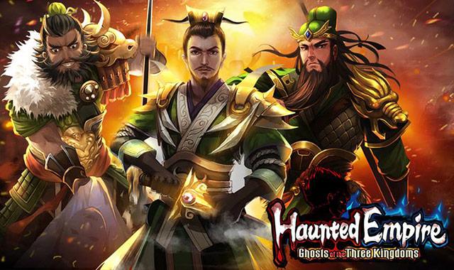 HauntedEmpire Game Banner