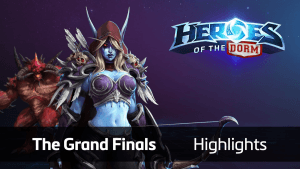 Heroes of the Dorm Grand Finals Highlights video Thumbnail