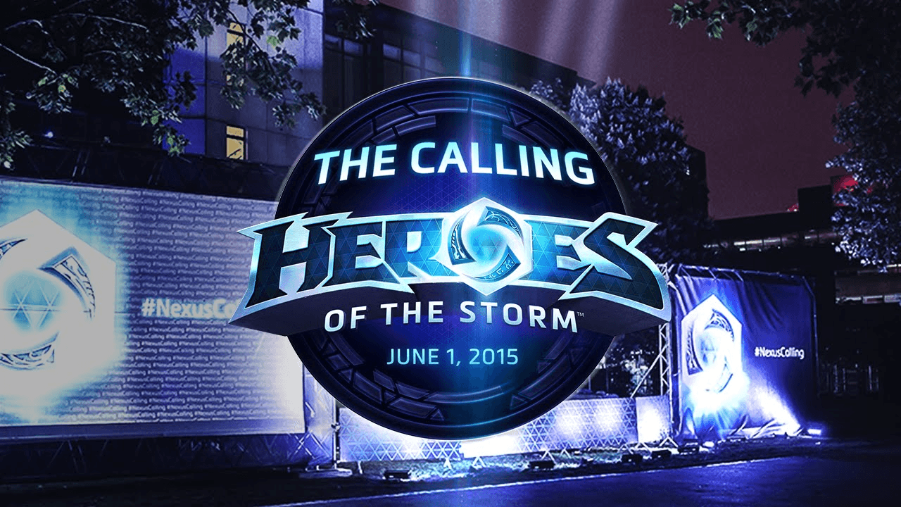 Heroes of the Storm: The Calling TrailerT humbnail