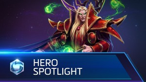Heroes of the Storm: Kael'thas Spotlight Video Thumbnail