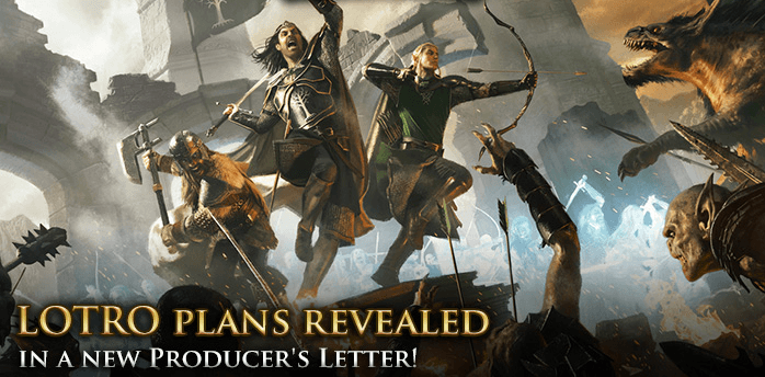 The Lord of the Rings Online Reveals Upcoming Plans News Header