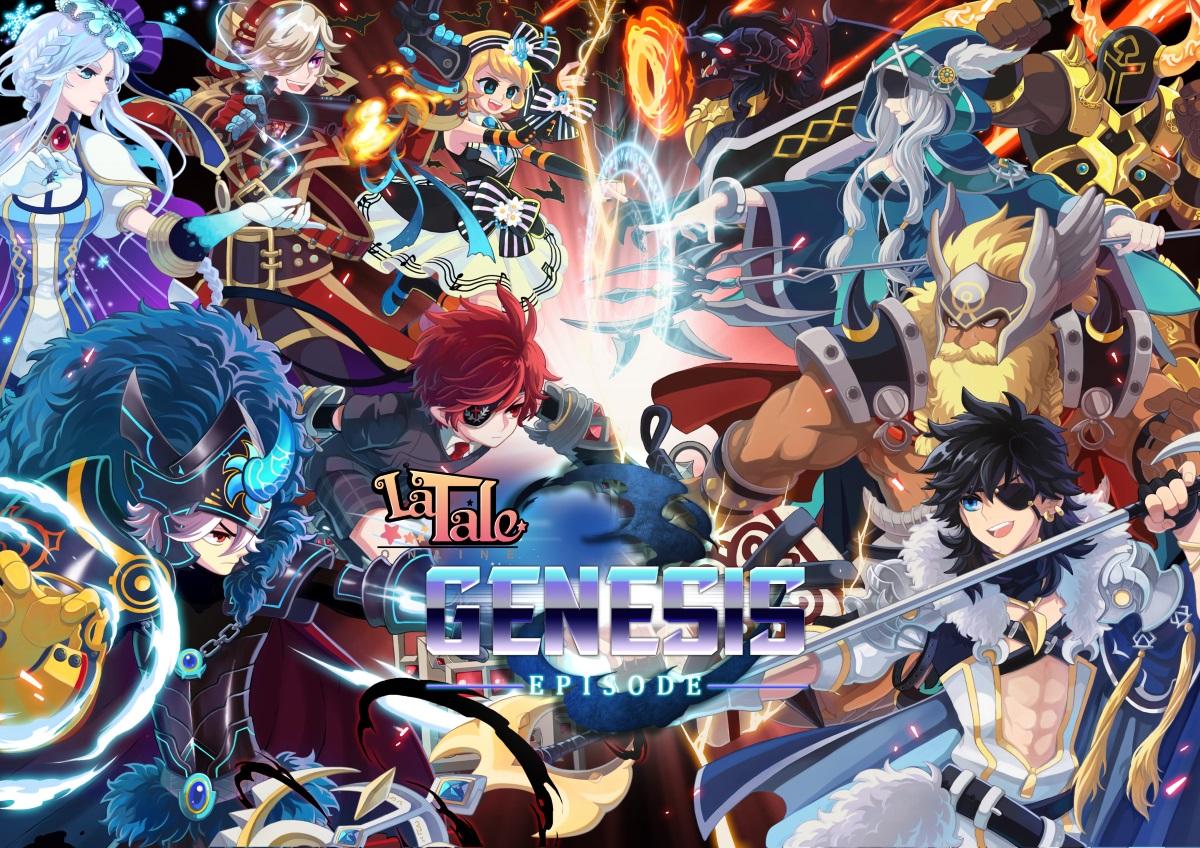 La Tale Launches Episode Genesis Post Header