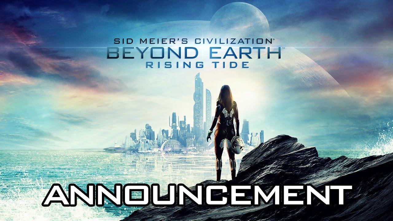 Beyond Earth: Rising Tide Announcement Video Thumbnail