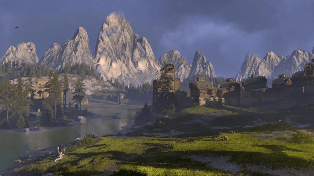 Skyforge Interactive Panorama Reveals New Zone Post Header