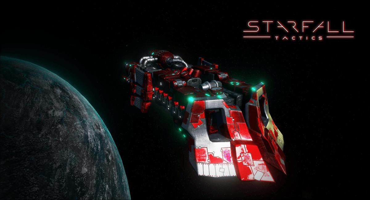 Next-Gen Space RTS Starfall Tactics Debuts on Kickstarter Post Header