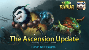 Taichi Panda: the Ascension Update Trailer Thumbnail