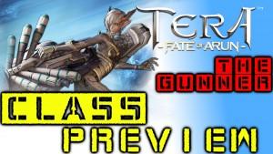 TERA - New Gunner Class Preview