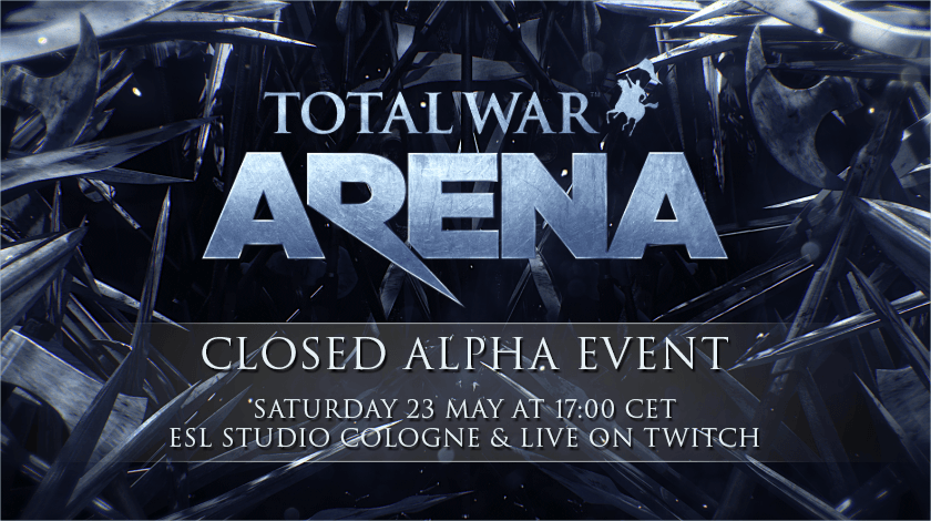 Total War: ARENA Match in Association with ESL Airs on May 23 Post Header