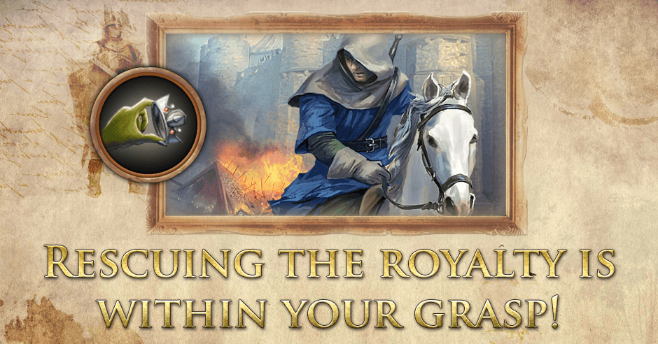 Tribal Wars Releases Revamped Version of Rescue the Royalty Post Header