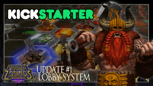 Visions of Zosimos Kickstarter Update: Lobby System Video Thumbnail