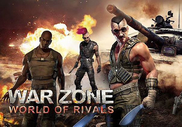 War Zone World of Rivals Game Profile Banner