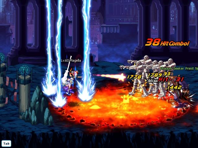 Dungeon Fighter Online previews Noire Ferra Post Header