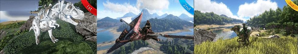 Studio Wildcard Unveils Jurassic ARK Week Screenshot Winners