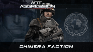Act of Aggression: Chimera Faction Gameplay Trailer Video Thumbnail