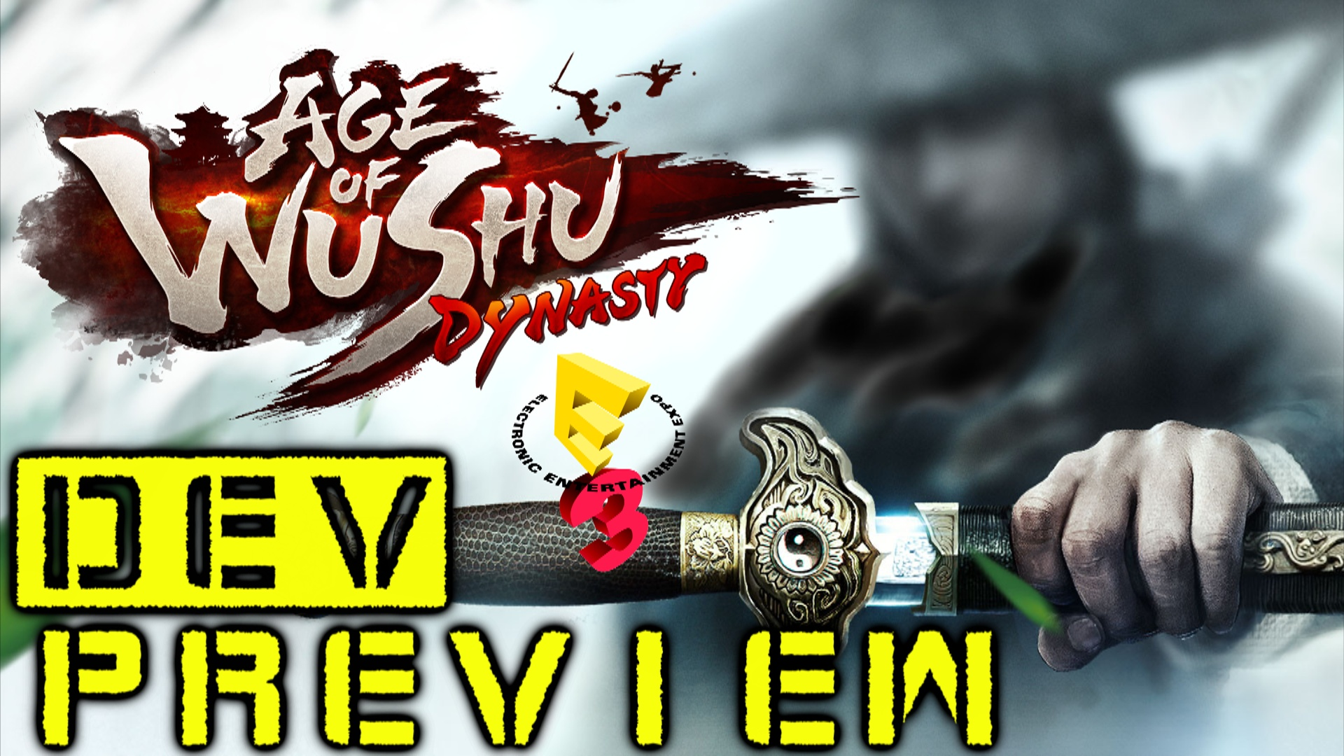 Age of Wushu Dynasty E3 Dev Interview snail games age of wushu