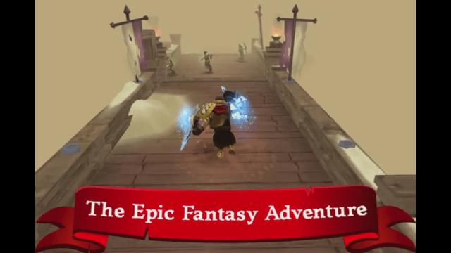 Arcane Legends App Store Trailer thumbnail