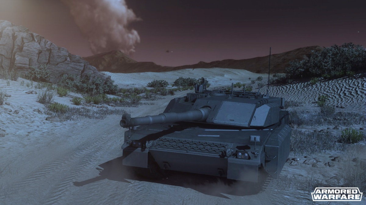 Armored Warfare Early Access Test 3 to Include New Tier 8 Vehicles news header