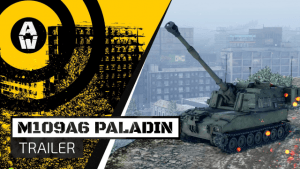 Armored Warfare: Paladin Artillery Trailer thumbnail