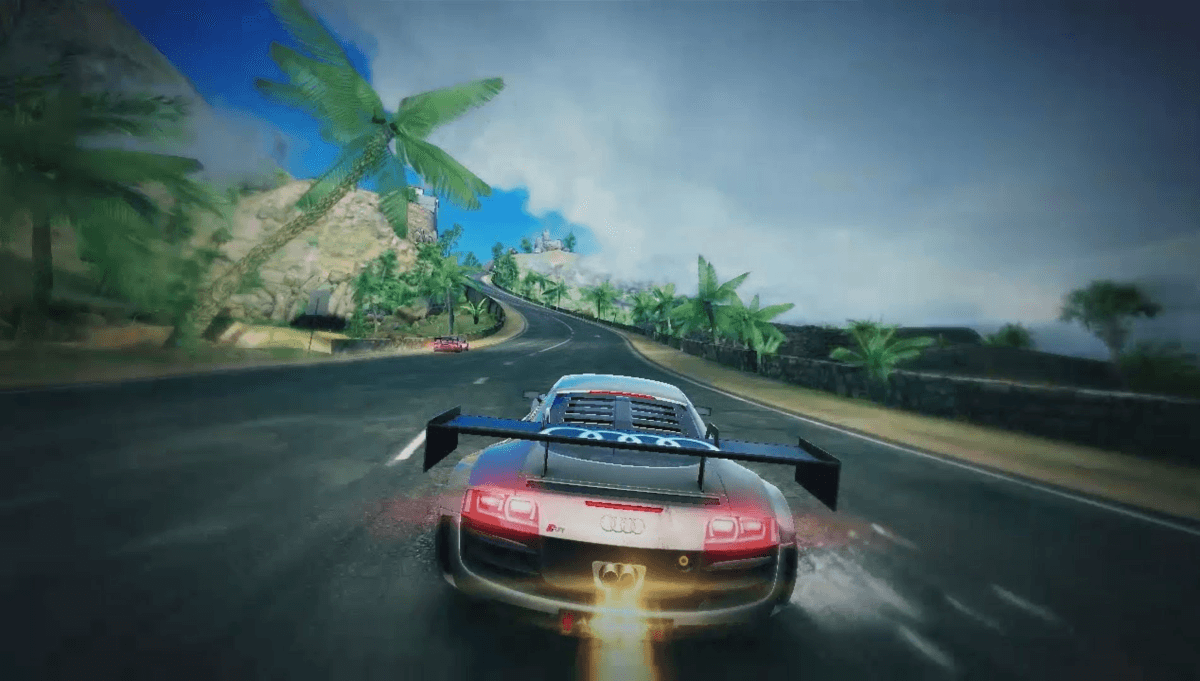 Asphalt 8: Airborne - Tenerife Update Trailer Thumbnail