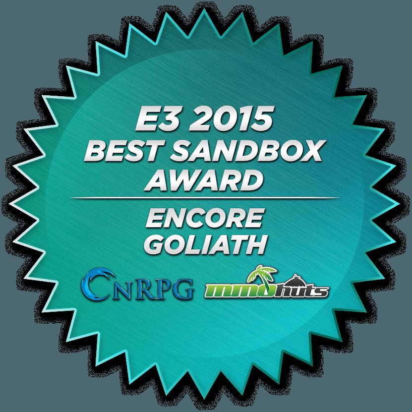 E3 2015 Best in Show Coop Awards: Best Sandbox