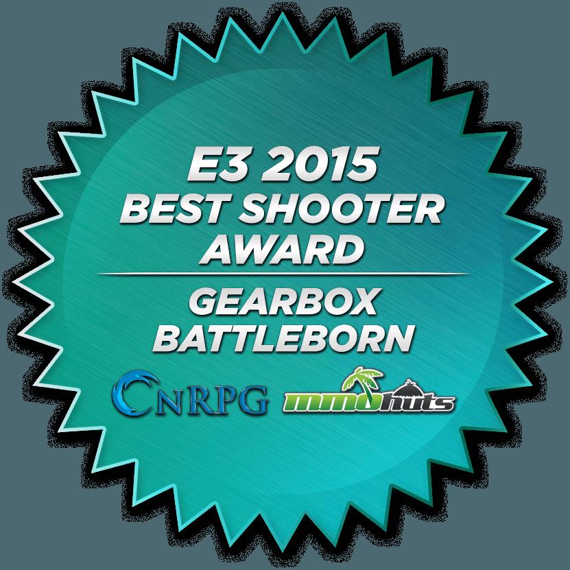 E3 2015 Best in Show Coop Awards: Best Shooter
