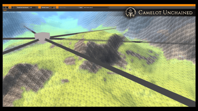 Camelot Unchained: Terrain Editor Demo video thumbnail