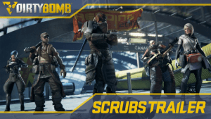 Dirty Bomb: Scrubs Trailer Thumbnail