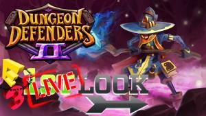Dungeon Defenders II - E3 Live Look