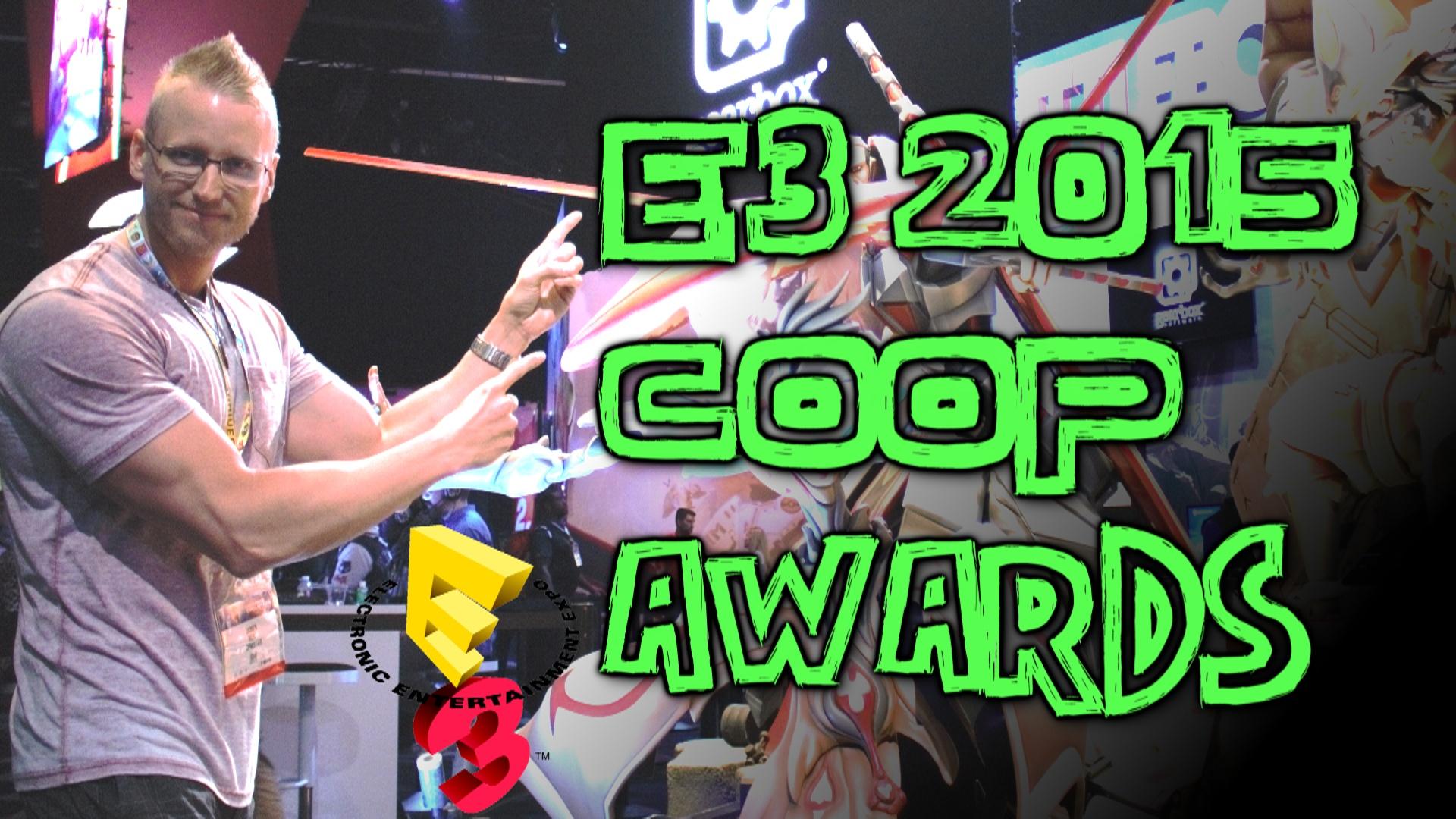 E3 2015 Coop Awards MMOHuts
