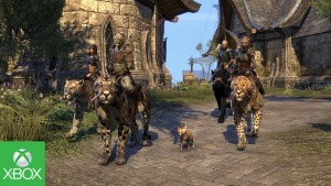 The Elder Scrolls Online: Day One In Tamriel Trailer Thumbnail