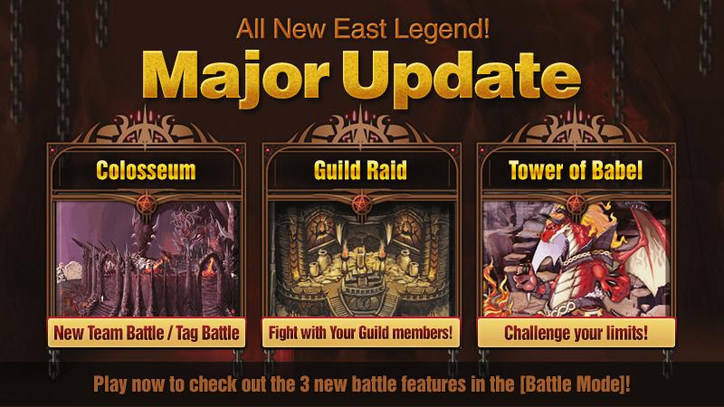 Com2us announces first major update to East Legend news header