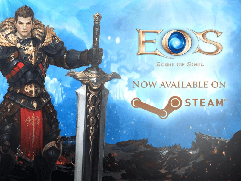 Echo of Soul MMO Launches on Steam news header