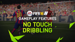 FIFA 16 Gameplay Features: No Touch Dribbling with Lionel Messi video thumbnail