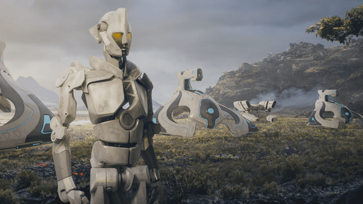 Grey Goo Launches New Campaign DLC Free For a Limited Time News Header