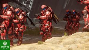Halo 5 Warzone Trailer Thumbnail