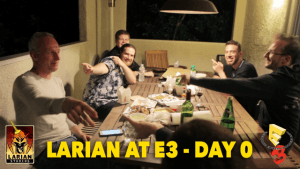 Larian at E3 - Day Zero Video Thumbnail