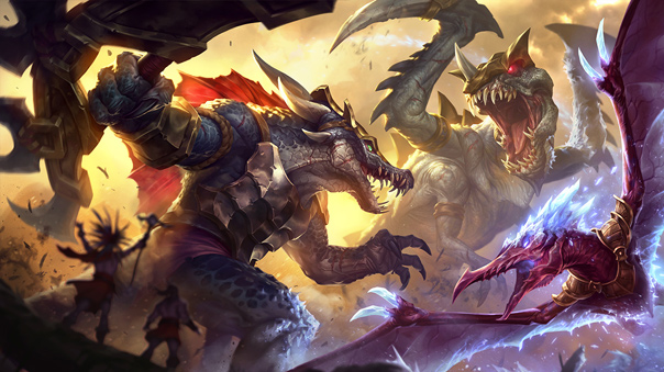 League Of Legends Patch5.11