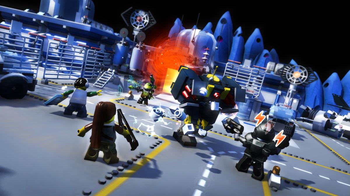 LEGO Minifigures Online now Available on PC, Mac, Linux, iOS and Android news header