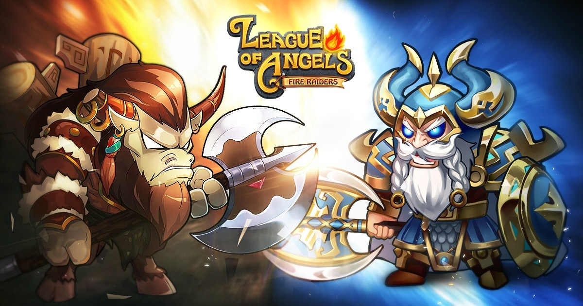 League of Angels Fire Raiders Launches A New Update News Header