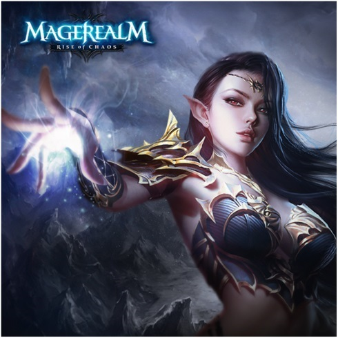 GTArcade Announces Magerealm Game Update is Now Live News Header