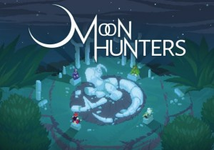 Moon Hunters Game Banner