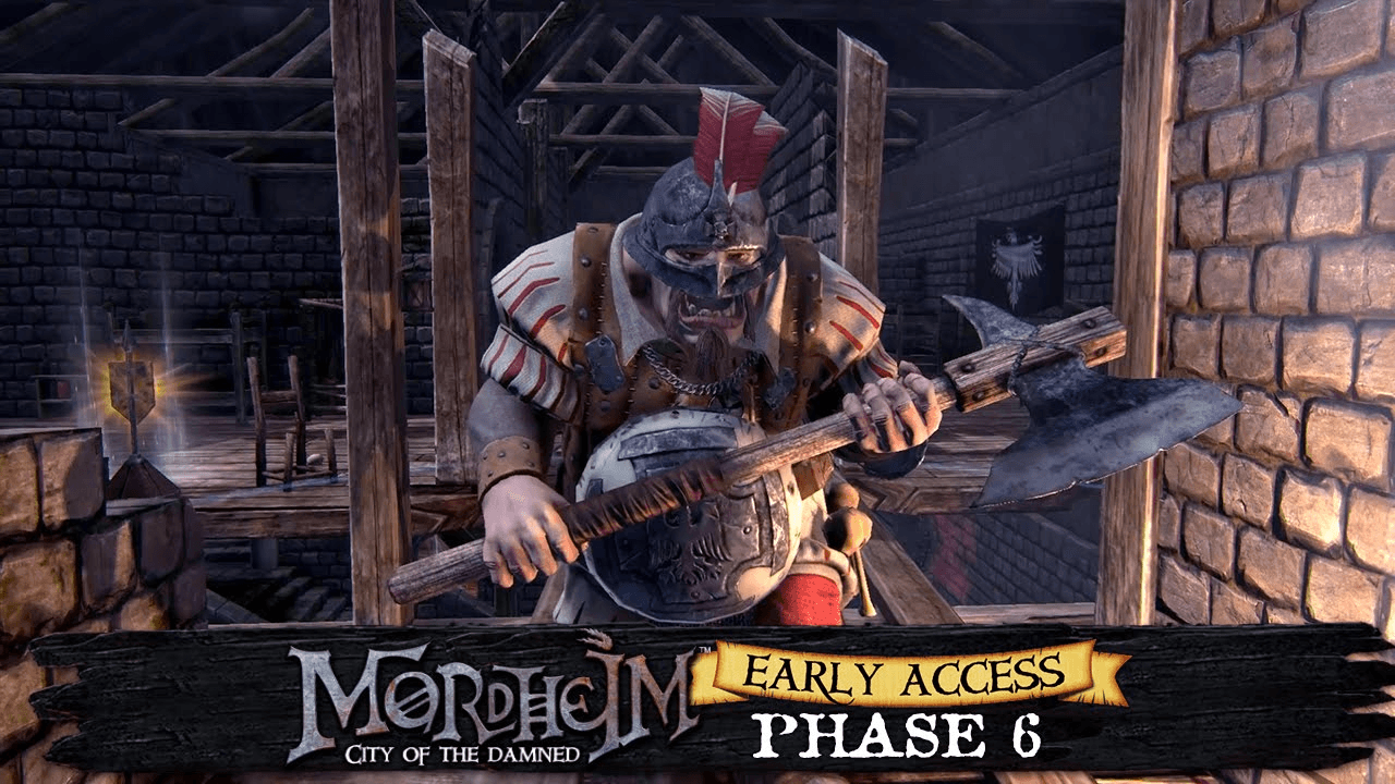 Mordheim City of the Damned: Early Access Phase 6 Trailer Thumbnail