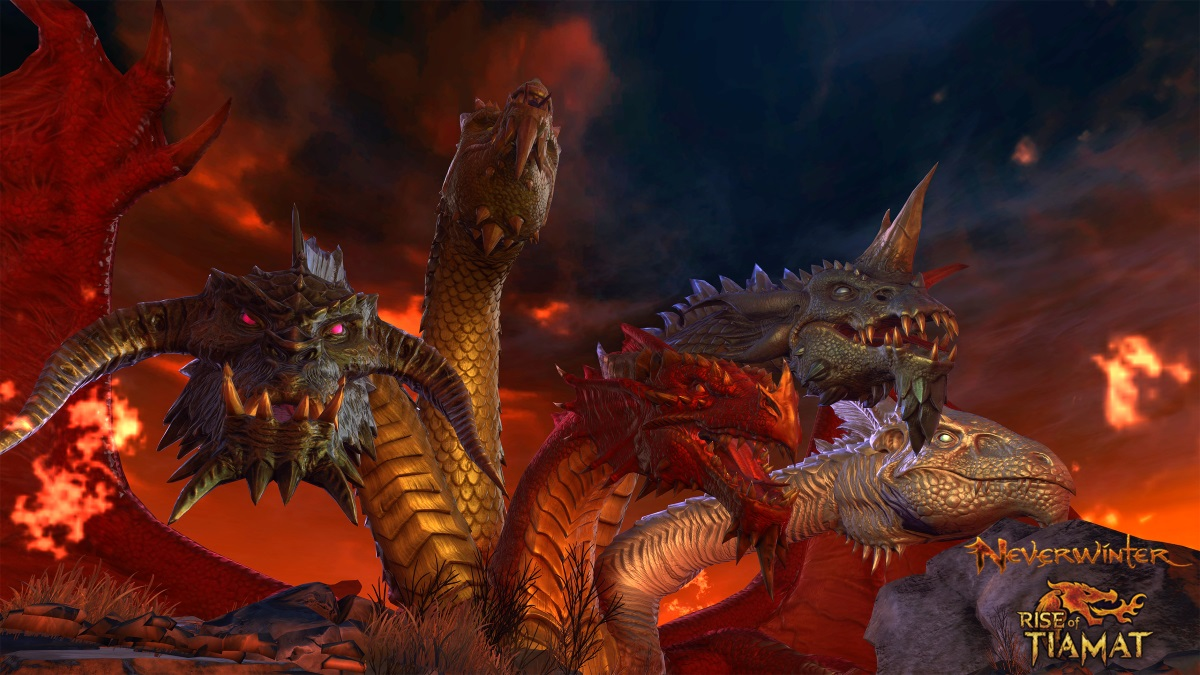 Neverwinter: Rise of Tiamat Coming to Xbox One News Header