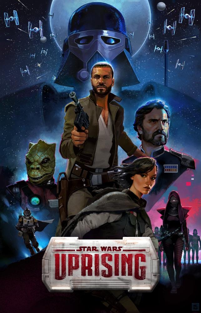 Kabam, Disney, and Lucasfilm Announce Star Wars: Uprising Post Header