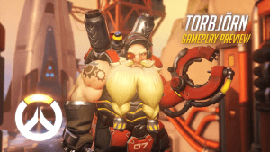 Overwatch: Torbjörn Gameplay Preview Video Thumbnail
