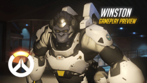 Overwatch: Winston Gameplay Preview Video Thumbnail