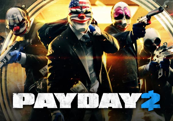 Payday 2 Game Profile Banner