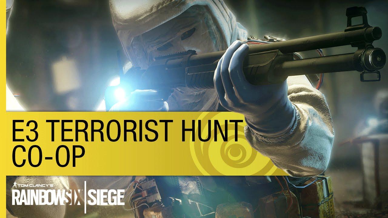 Tom Clancy's Rainbox Six Siege: Terrorist Hunt Co-Op Trailer Thumbnail