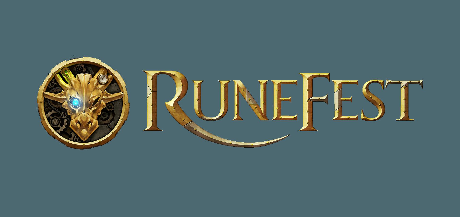Get Inventive: RuneFest 2015 Announced News header