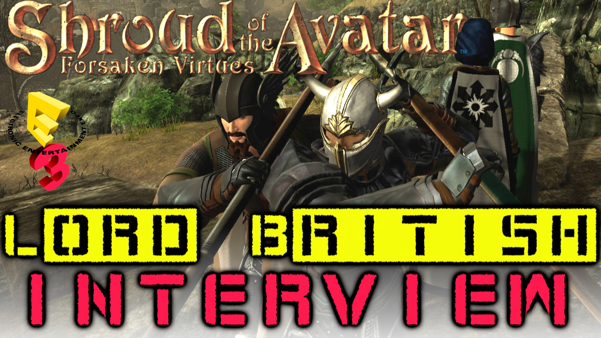 Shroud of the Avatar - Interview with Lord British
